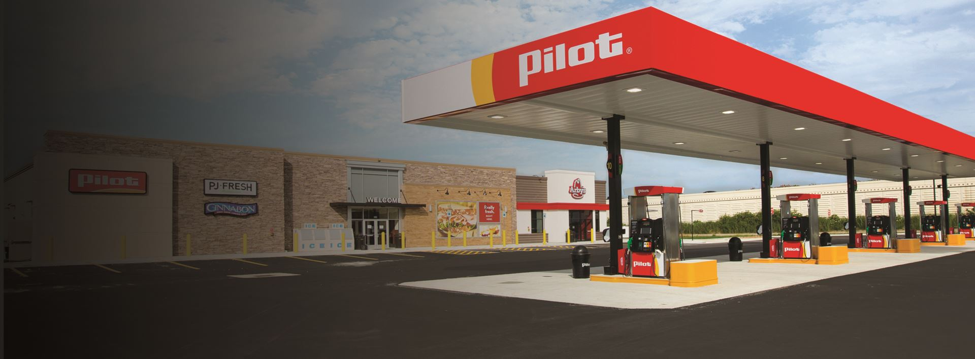 Pilot Flying J New Store Opening